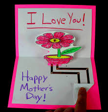 Make A Mothers Day Pop Up Card That Lights Up Makerspaces Com