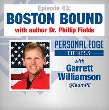 Dr. Phillip Fields joins Garrett for... - Personal Edge Fitness | Facebook