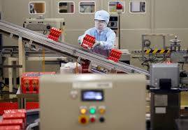 Image result for glico factory