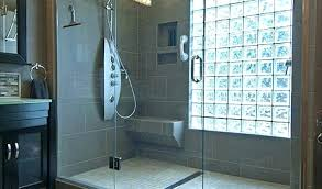 bathroom window shower windows inside ideas bathrooms over showers with regard to decor 41