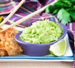 avocado and tofu dip