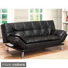 companies wellington leather furniture promote american. Furniture Of America Aubreth Modern Futon Sofa Companies Wellington Leather Promote American O