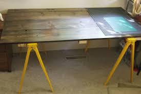 most popular sawhorse desk sawhorse desk for and sawhorse desk plans