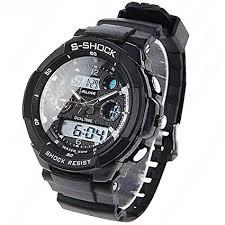 amazon com alike ak1170 50m waterproof digital watch quartz alike ak1170 50m waterproof digital watch quartz analog watch wristwatch timepiece for men male