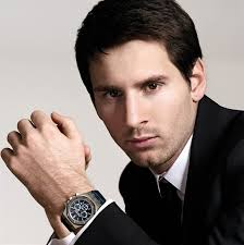 Image result for Royal Oak Leo Messi Chronograph