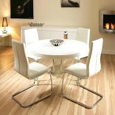 white kitchen table sets nice round white dining table set fine white round modern dining table