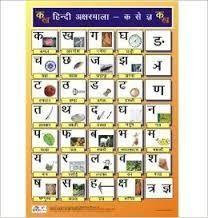 Hindi Barakhadi Chart Free Download Pdf Image Result For Hindi Varnamala With Pictures Free Download
