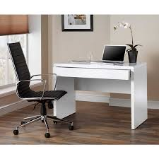 white home office desk. Luxor Gloss Workstation/Desk With Hidden Drawer White - Home Office Desks Furniture \u0026 Storage Desk I