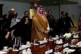 مؤشرات على تحسن العلاقات بين أمريكا والسعودية