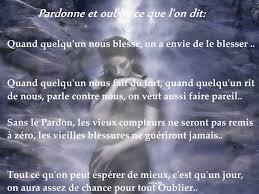 Pardonne Et Oubli