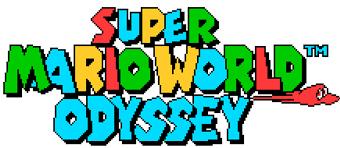 Super Mario World Odyssey Beta by lx5