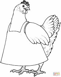 Small Picture Coloring Pages Farm Animals Printable Coloring Pages