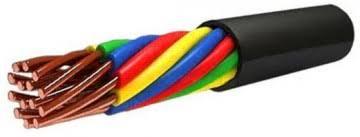 Контрольный кабель КВВГ цена характеристики применение  КВВГнг ls