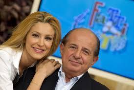 Lite in tv con Adriana Volpe, Giancarlo Magalli a processo per diffamazione  - Gazzetta del Sud