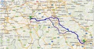 Great Drive Series: Frankfurt to Maastricht | ilivetotravel's travel log
