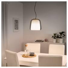 Ikea Evedal Pendant Lamp Gray In 2019 Huis Ceiling Lamp Shades