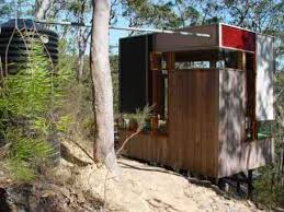 Small Picture Relaxshackscom Drew Heaths ZIG ZAG Micro Modern CabinCamp in