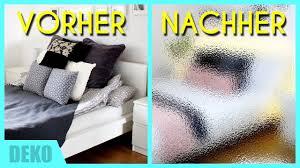 Schlafzimmer Bett Verschönern Deko Lalalunia Youtube