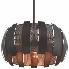 metallic pendant lighting design discoveries. Varaluz Sawyer\u0027s Bar 3-Light Two-Tone Copper Ore Pendant Metallic Lighting Design Discoveries