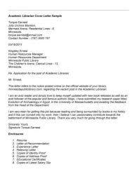 Cover Letter For Librarian Stunning Librarian Cover Letter Open Application Cover Letter Cover Letter