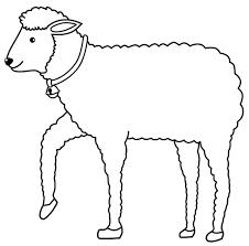 Illustratorで羊のイラストを描きましょう