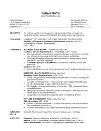 Cover Letter Sales Associate Skills List Retail Objective Experience