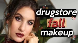 fall makeup tutorial full face of maybelline jamie paige