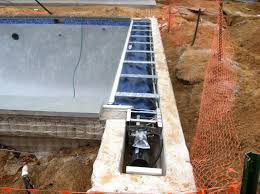 coverstar automatic pool covers. Gunite Pool With Automatic Coverstar Covers