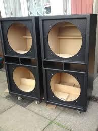 Single Base Speaker Cabinet, Dj Speaker Cabinet - Shri Jagdamba's ...