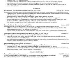 professional resume writers example of a basic resume