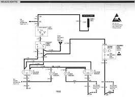 89 iroc no headlights third H4 Halogen Headlight Wiring Diagram H4 Headlight Plug Wiring