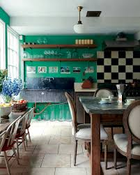 Green And White Kitchen Similiar Black And Green Kitchen Keywords
