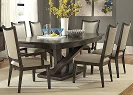 chairs terrific modern wooden design room 7 piece gl dining room set