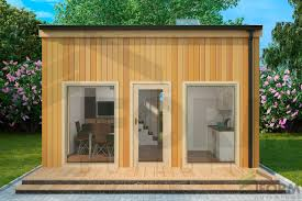 Small Picture IFORM BUILDINGS Timber frame and log cabin Micro houses