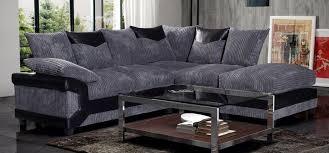 fabric sofas. Simple Sofas Dino Jumbo Cord Fabric Sofas  32 Seater Sofa Set Or Corner And Fabric Sofas S