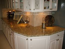 new venetian gold granite countertops in southlake tx kitchen