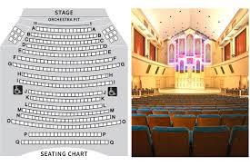 Seating Chart Spivey Hall Clayton State University