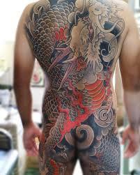 значение татуировок якудза