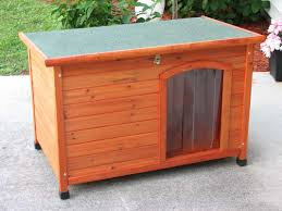insulated small dog house