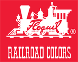 Floquil Railroad Paints Flo