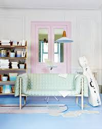 Mint Green Living Room Give A Living Room Character With Clever Colour Ideas The Room Edit