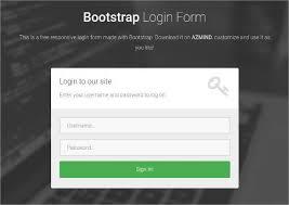 15 Free Html5 Css3 Login Forms Download Free Premium