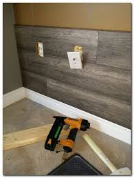 Exceptional ... Diy Laminate Flooring On Walls And 30 Inspirations ...