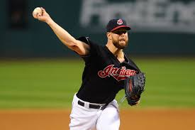 Corey Kluber taking on Red Sox in his ...
