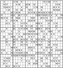 blank crossword puzzle grids printable printable blank sudoku grids 6 per page free word search and