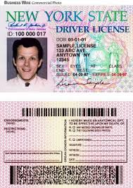 the way new york state s program works is whenever someone enters the dmv for a license or non driver id and the applicant gets their picture taken