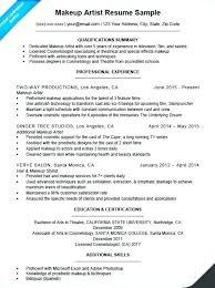 makeup artist resume templates free resume makeup artist resume templates free free