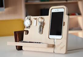 attractive portable multi device charging station bamboo multi device charging station with cord organizer in charging