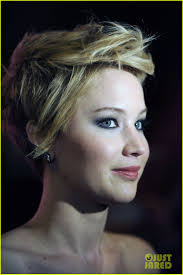 Jennifer Lawrence New Hair Style the 25 best jennifer lawrence pixie ideas jennifer 5122 by stevesalt.us