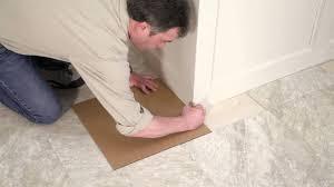 vinyl tiles in bathroom. Best How To Install Peel And Stick Tile Installing Your Vinyl Floor YouTube Tiles In Bathroom H